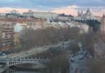 Palacio Real de Madrid desde el Manzanares